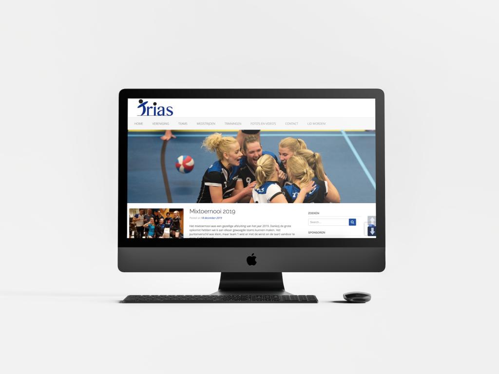 Webdesign VV TRIAS