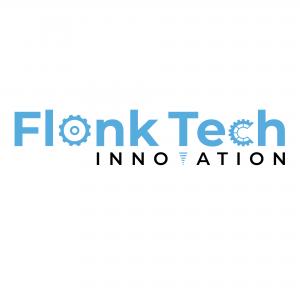 Logo - Flonk Tech - Witte achtergrond